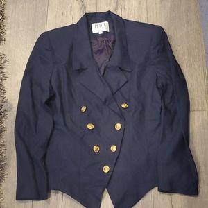 Womens Vintage Blazer Size 8P